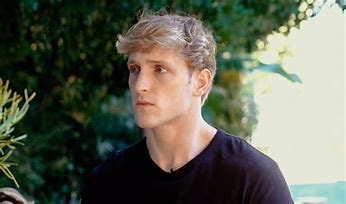 Logan Paul White boy with blonde hair